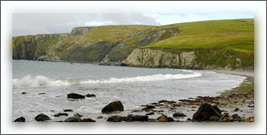 Maywick beach image